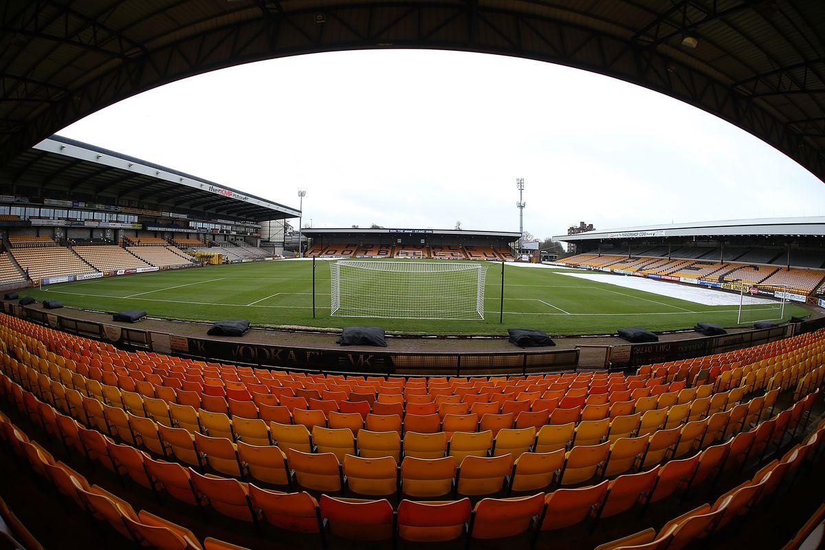 Port Vale v Northampton Town - Sky Bet League One