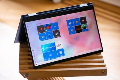 Best Laptops 2020: HP Elite Dragonfly (2020)