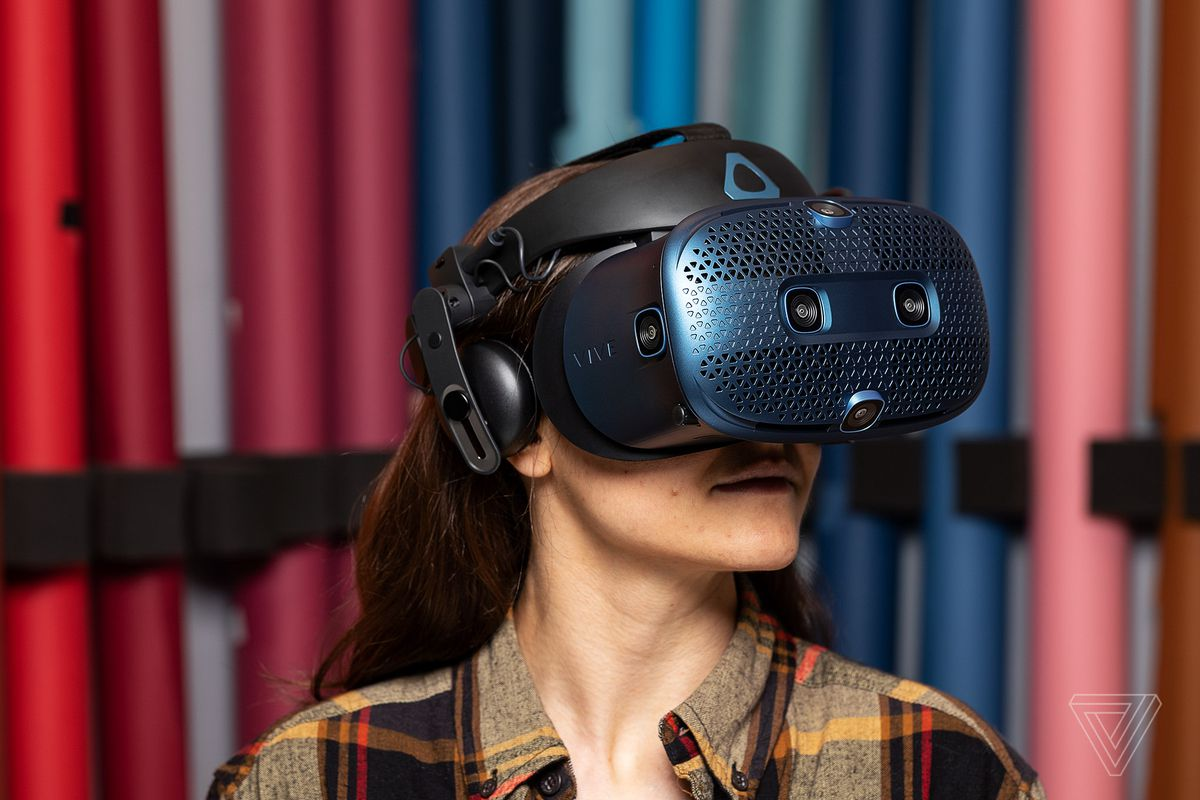 Vive Cosmos review: not out of this world - The Verge