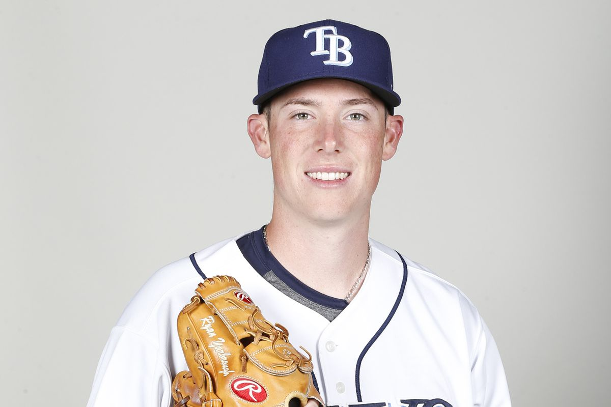Ryan Yarbrough closed out June on a high note