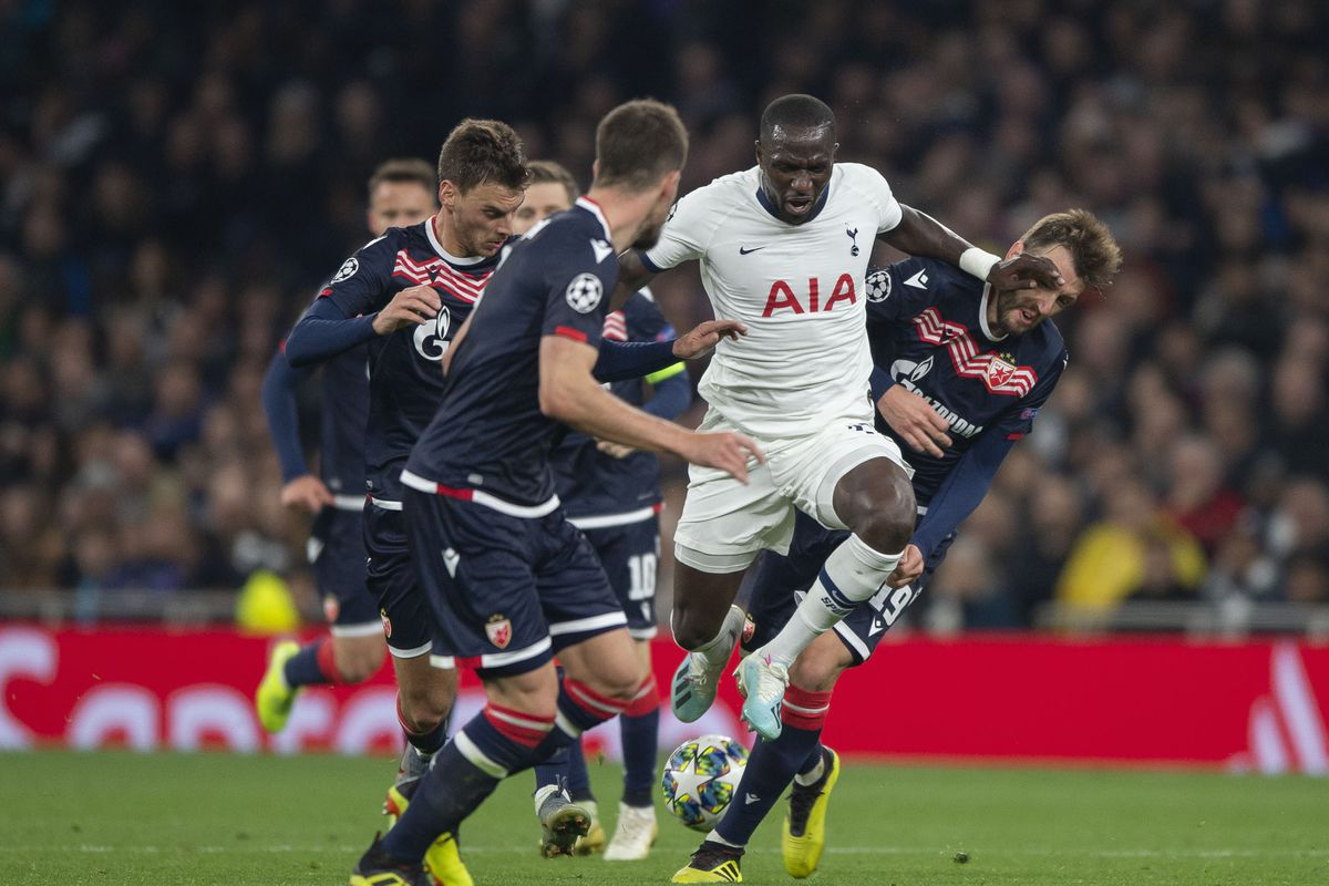 Red Star Vs Tottenham Hotspur Champions League Game Time