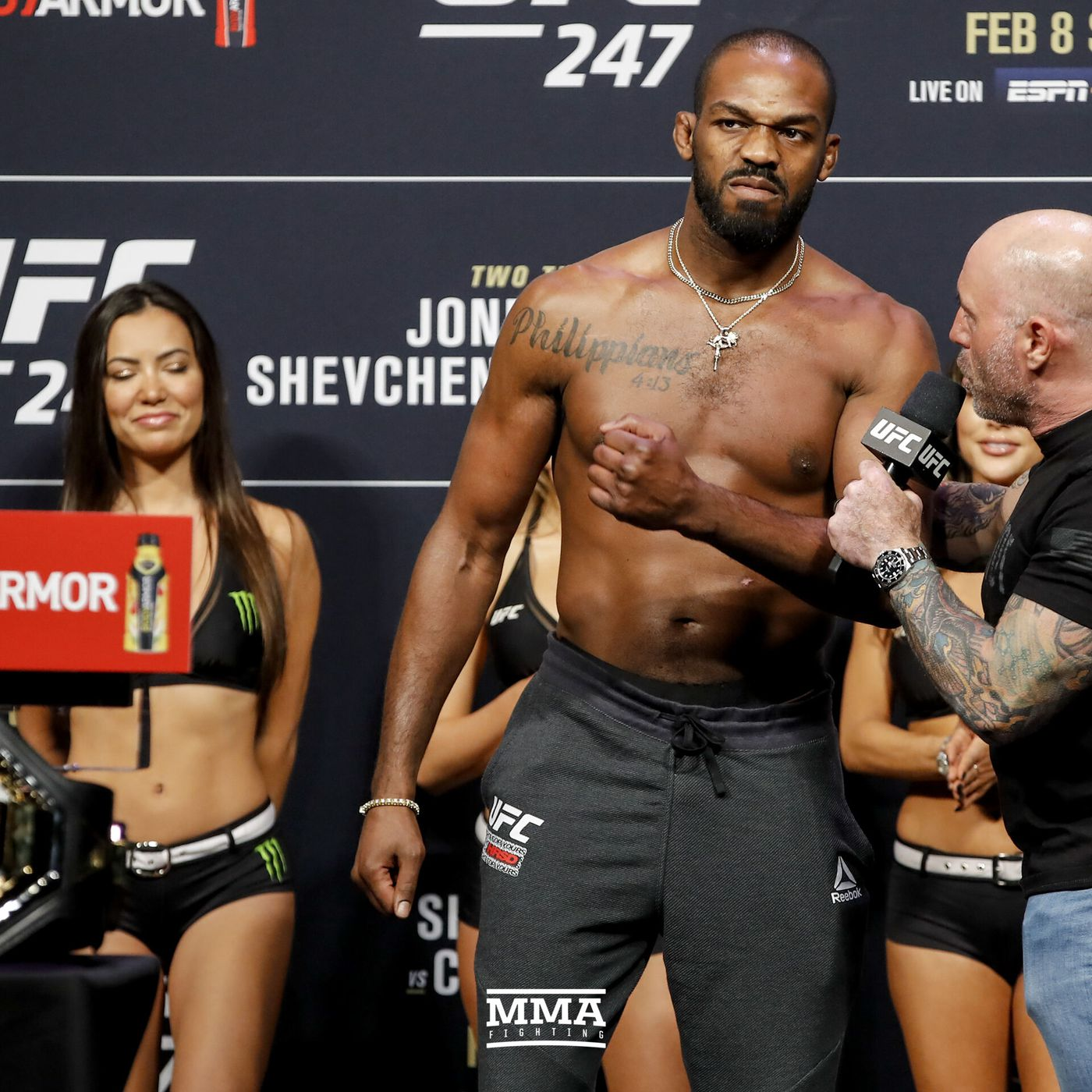 Jon Jones wants to be 'treated fair' by UFC after 'ripping' him off for the majority of his career - MMA Fighting