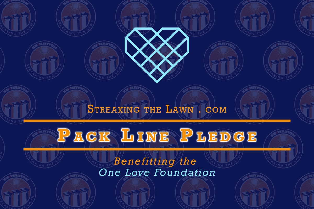 Pack Line Pledge #7: Top-Ten Carolina the latest victim