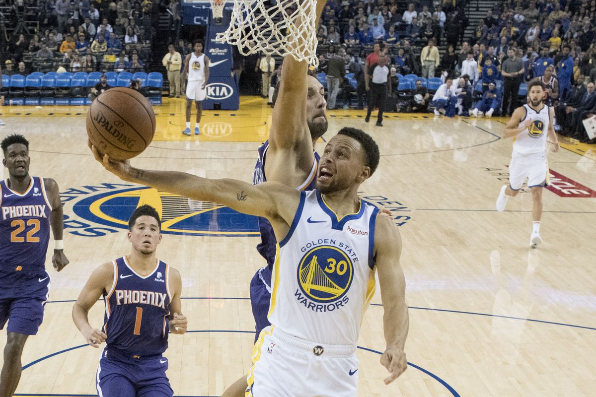 NBA: Phoenix Suns at Golden State Warriors