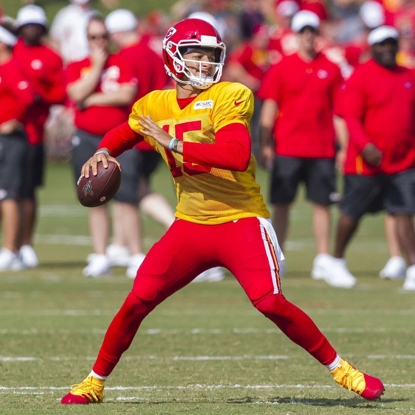 b087a996 Live updates from Kansas City Chiefs training camp: August 15, 2019 ...