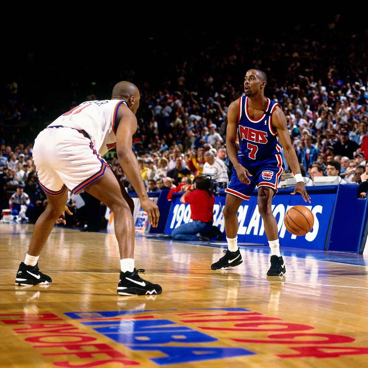 New Jersey Nets vs. New York Knicks, Game 2