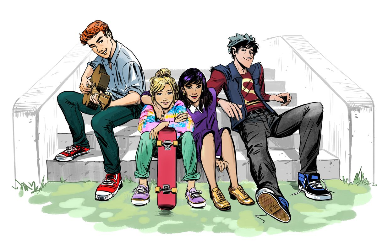 The evolution of Archie Comics: updating the Riverdale ...