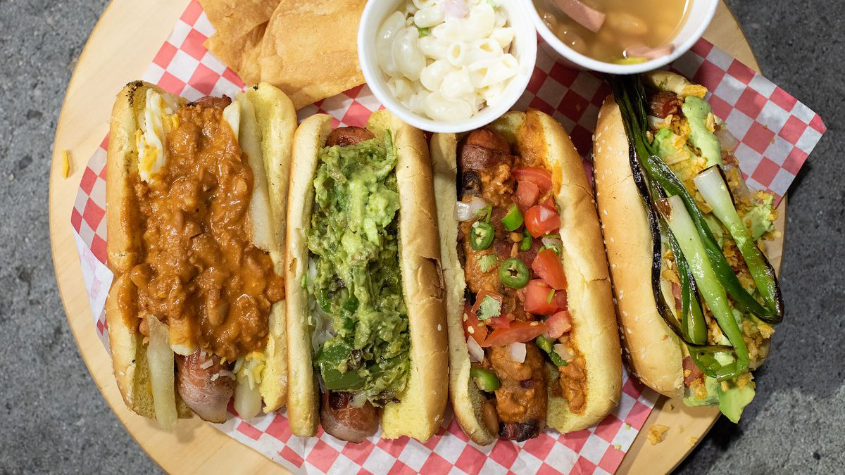 Sinaloa-Style Mexican Hot Dogs Make Los Dogis a Boyle Heights