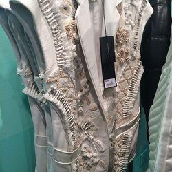 Embellished vest $762