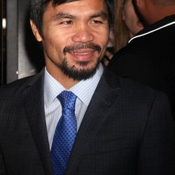 Manny Pacquiao is known as a monumentally popular boxer across the globe, but he's also a politician who now serves as a senator in his native Philippines.