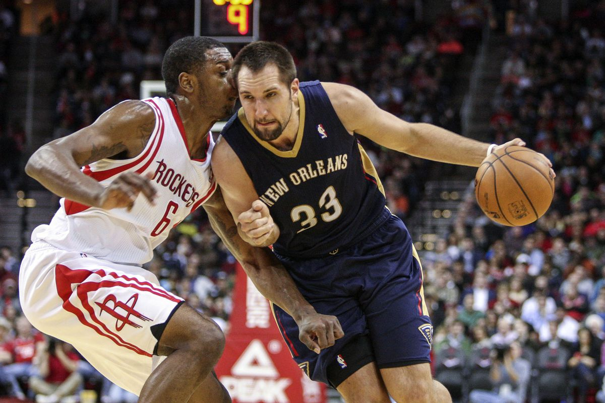 Ryan Anderson and Terrence Jones could be involved in a trade potentially reuniting two dynamic duos