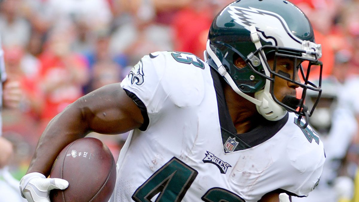 Darren Sproles will return to the Eagles in 2018