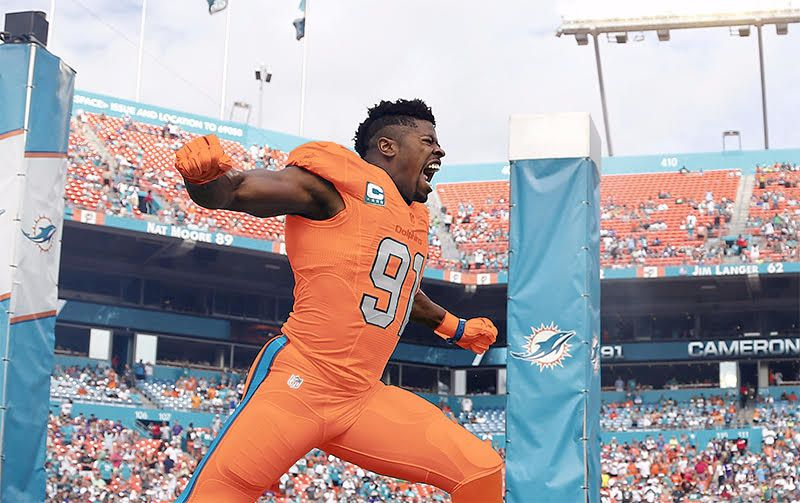 Color Rush uniform leak continues to point to orange jersey for ... 945d58edb