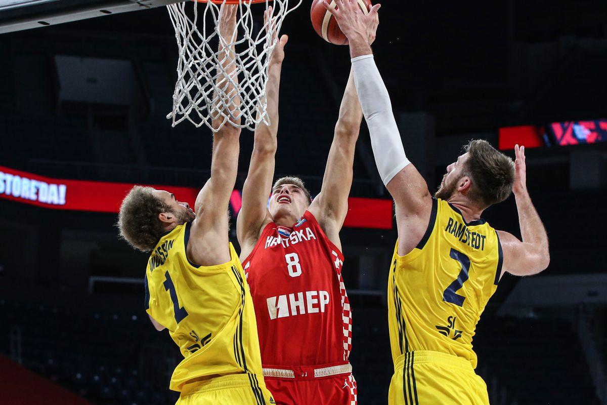 Sweden - Croatia: EuroBasket 2022 qualifiers