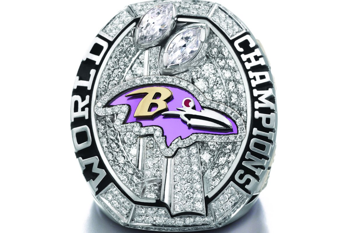 Jostens Championship Ring Designer | Designing The Ravens Super Bowl Ring Baltimore Beatdown