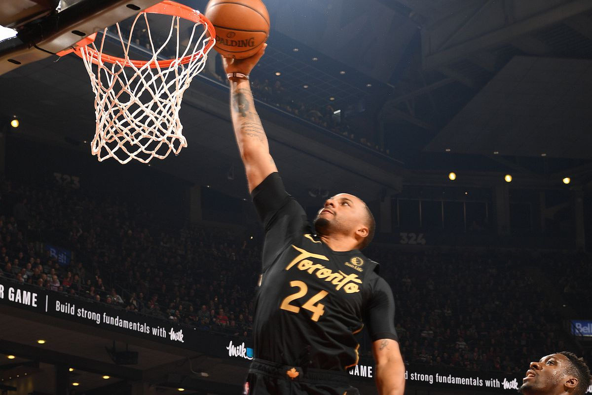 Toronto Raptors Norman Powell: Sixth Man of the Year Candidate