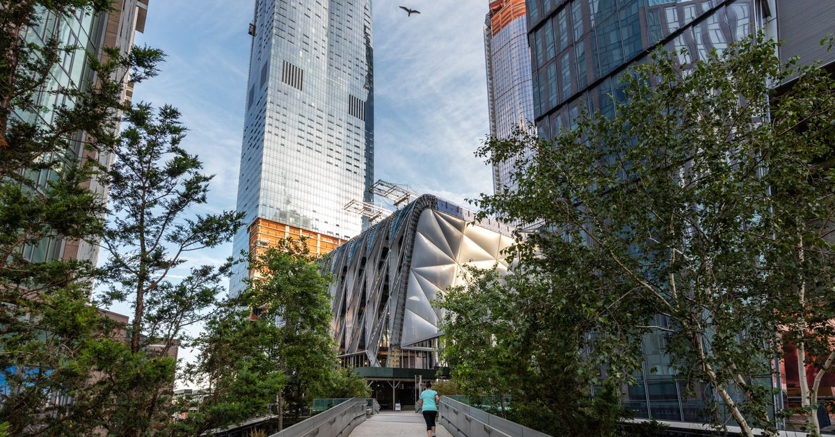 Hudson Yards wants to become NYC?s next great neighborhood