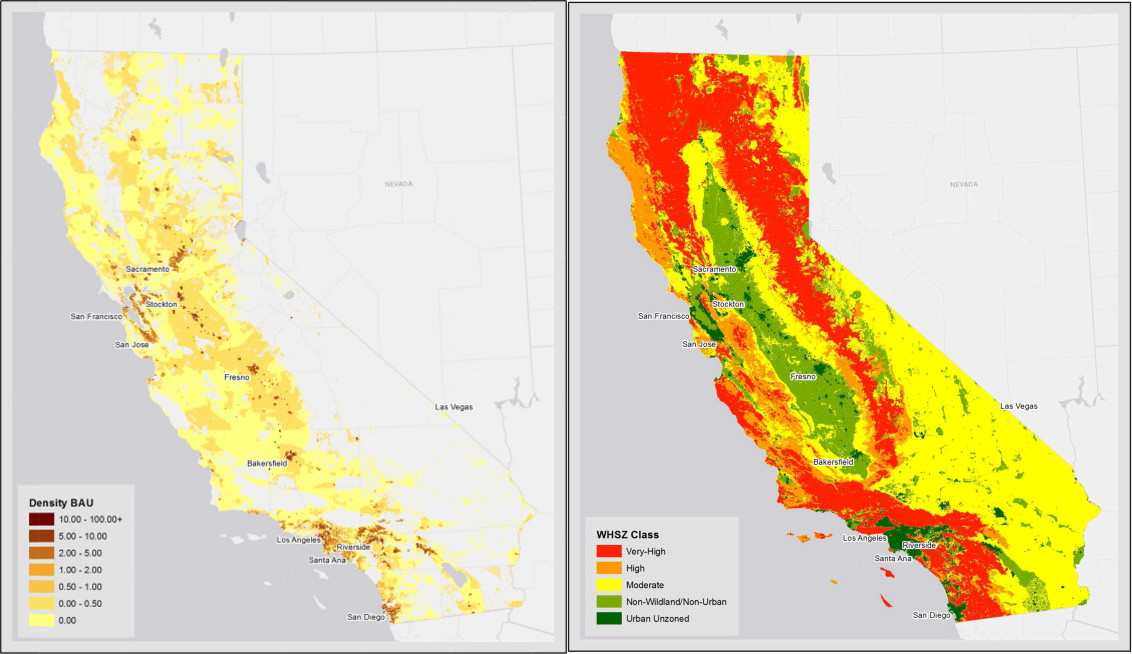 Santa Ana Fire Map.Wildfires 2018 Humans Are Making Fires Worse At Every Step Vox