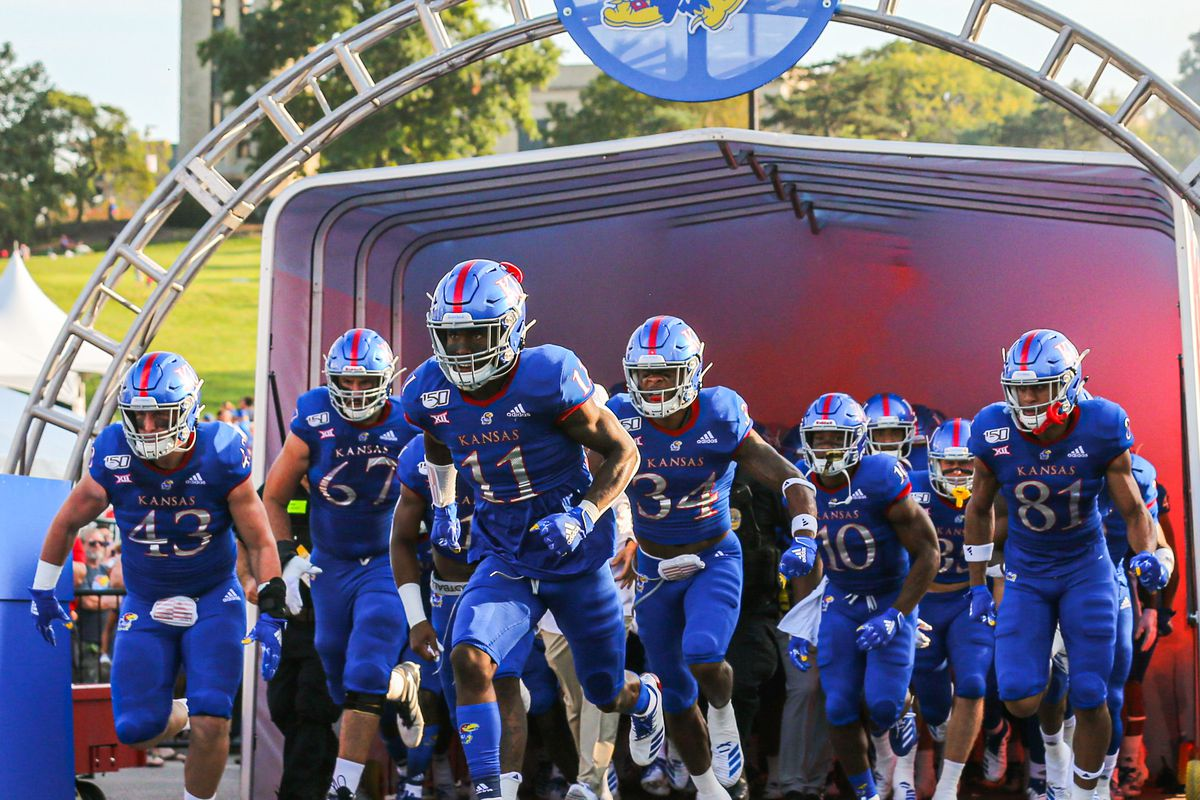 How To Watch Kansas Jayhawks Football Vs Coastal Carolina Chanticleers Rock Chalk Talk