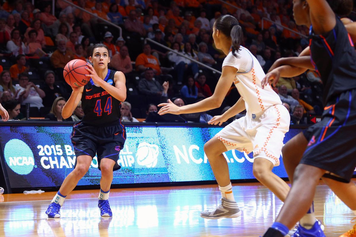NCAA Womens Basketball: NCAA Tournament-First Round-Boise State vs Tennessee