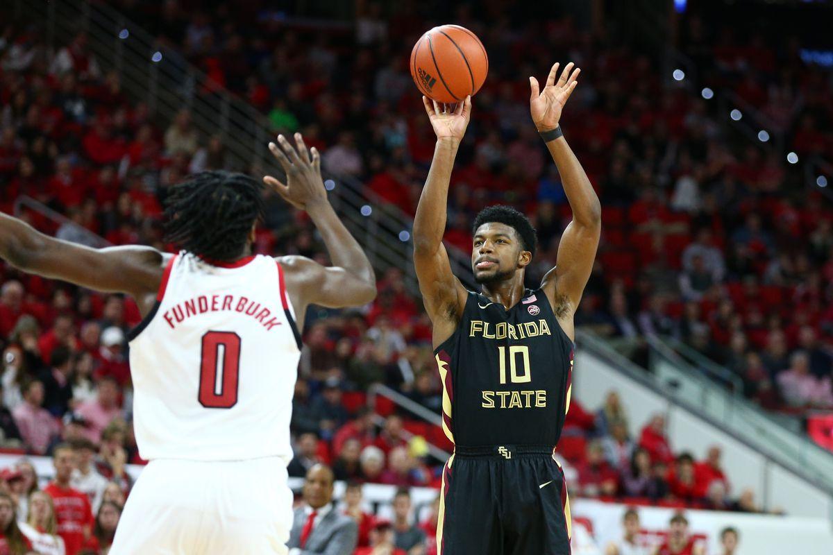 NCAA Basketball: Florida State at N.C. State