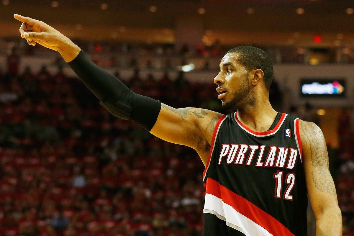 Portland Trail Blazers v Houston Rockets - Game Two