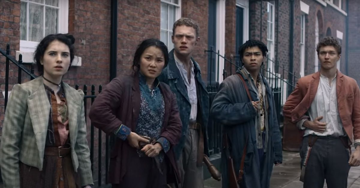 The trailer for Netflix's The Irregulars paints a supernatural picture of Sherlock Holmes' London