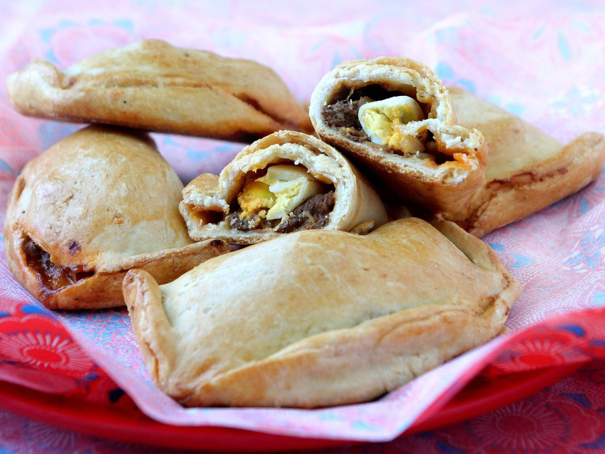 Empanadas — Great on the street and everywhere else