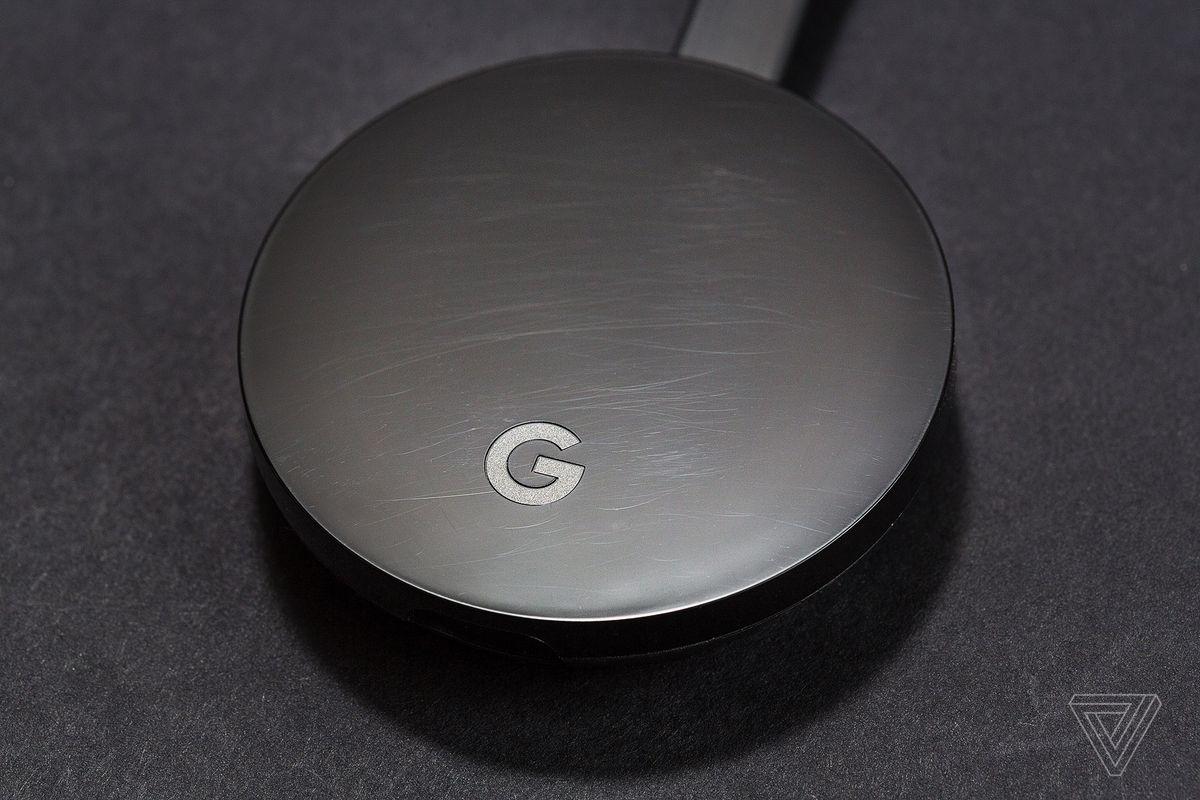 Chromecast Amazon Photos