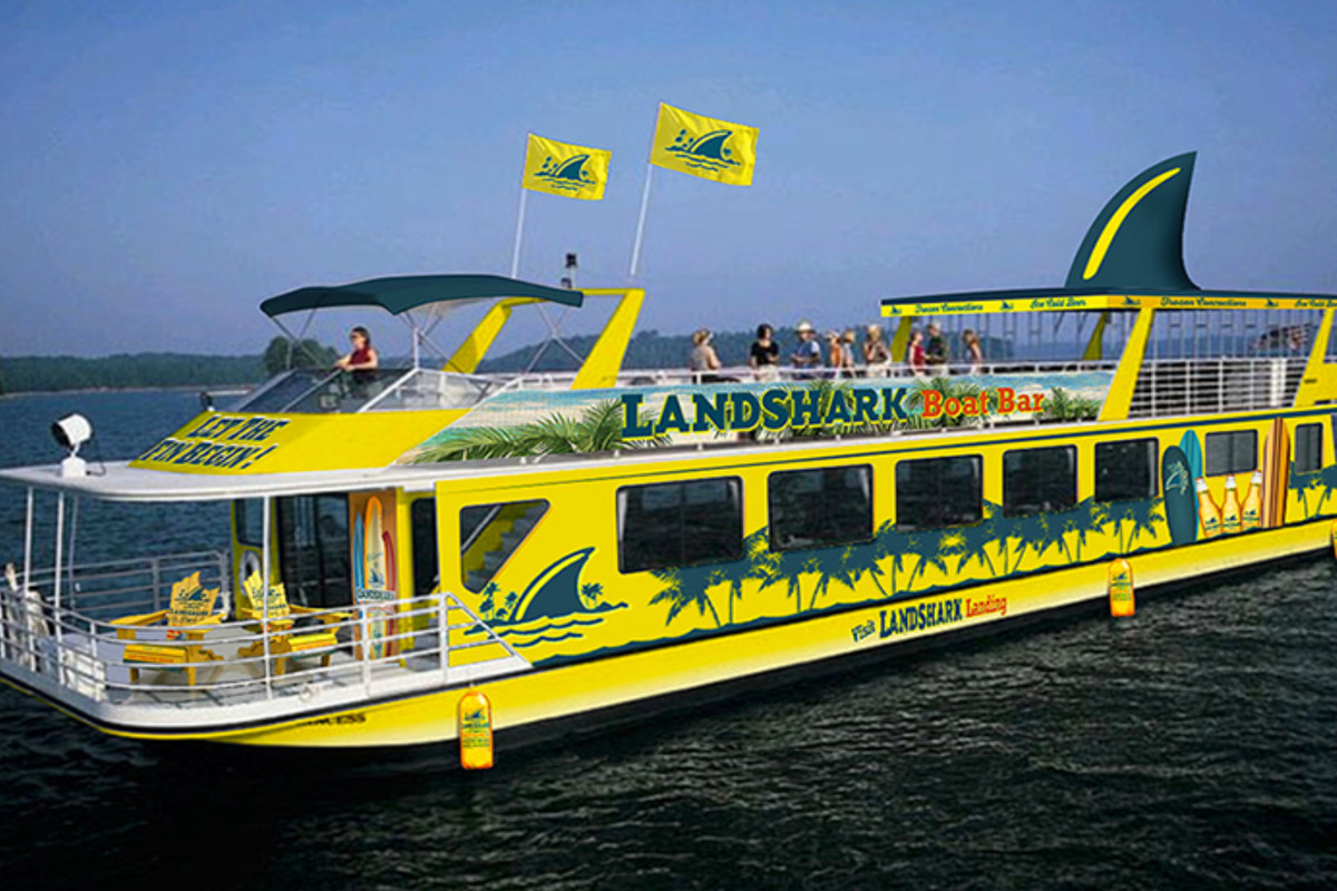 Lake Lanier S Margaritaville Welcomes Two New Party Yachts Curbed