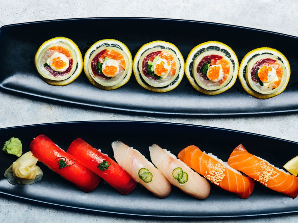 Miami 39 s essential sushi restaurants eater miami for Where to buy fish for sushi