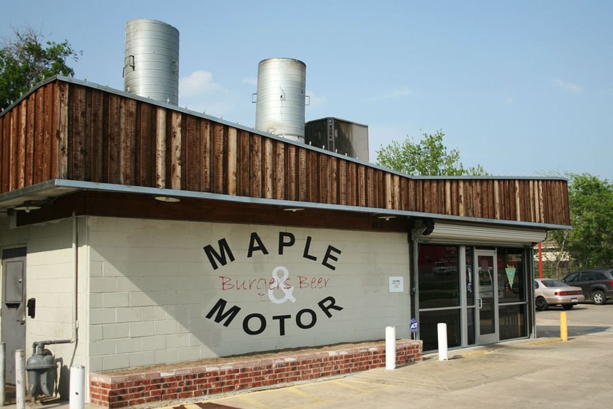 Maple & Motor's Jack Perkins' joined a group of Dallas restaurateurs to feed relief workers and victims in Ellis Co.