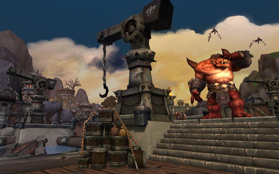 World of Warcraft: Warlords of Draenor Tanaan Jungle