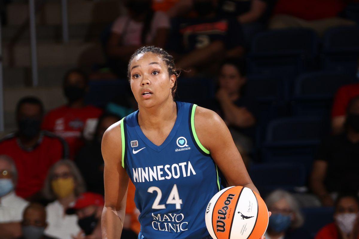 Minnesota Lynx v Washington Mystics