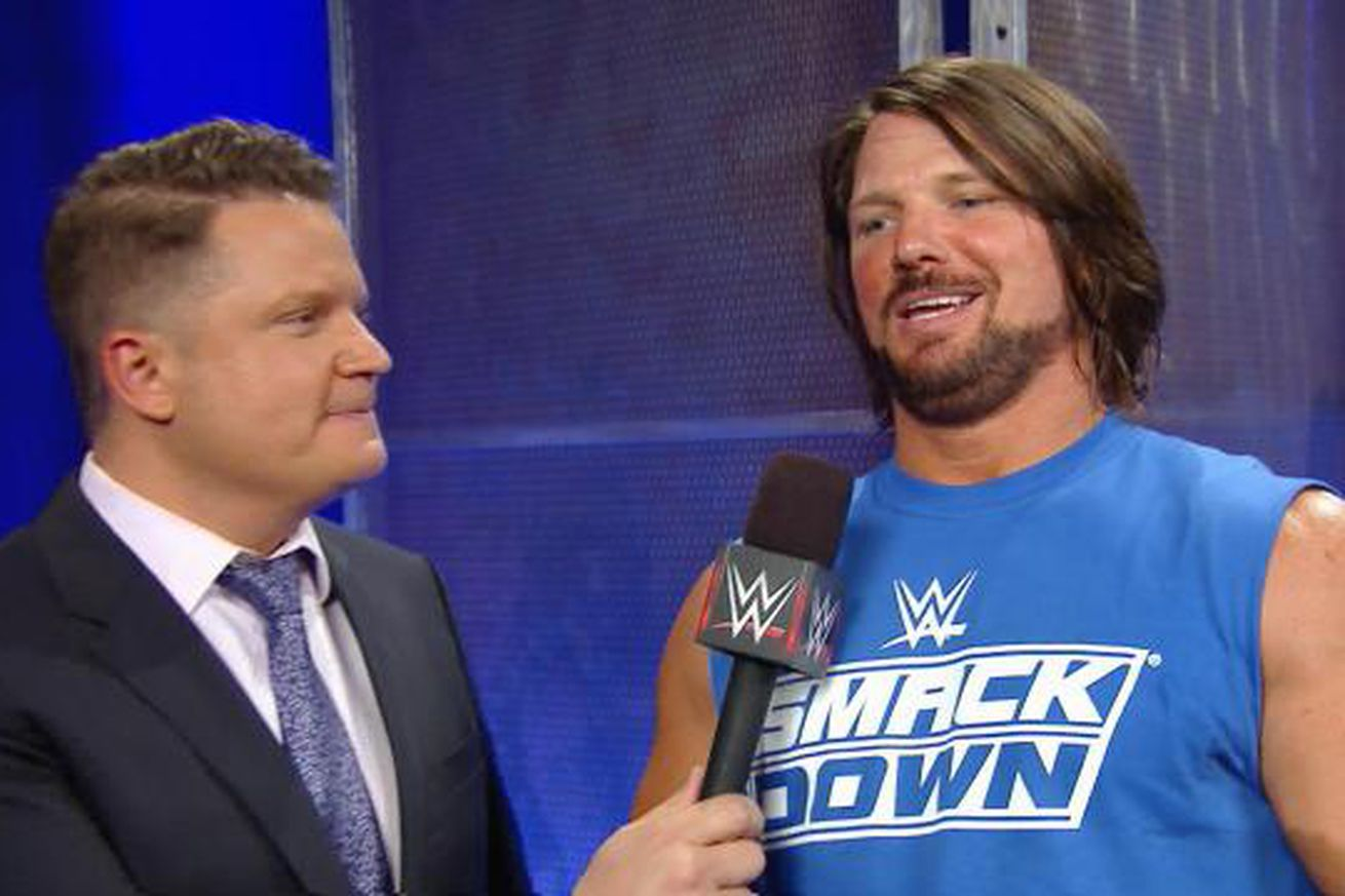 Why The WWE Must Resist The Temptation to Move AJ Styles to