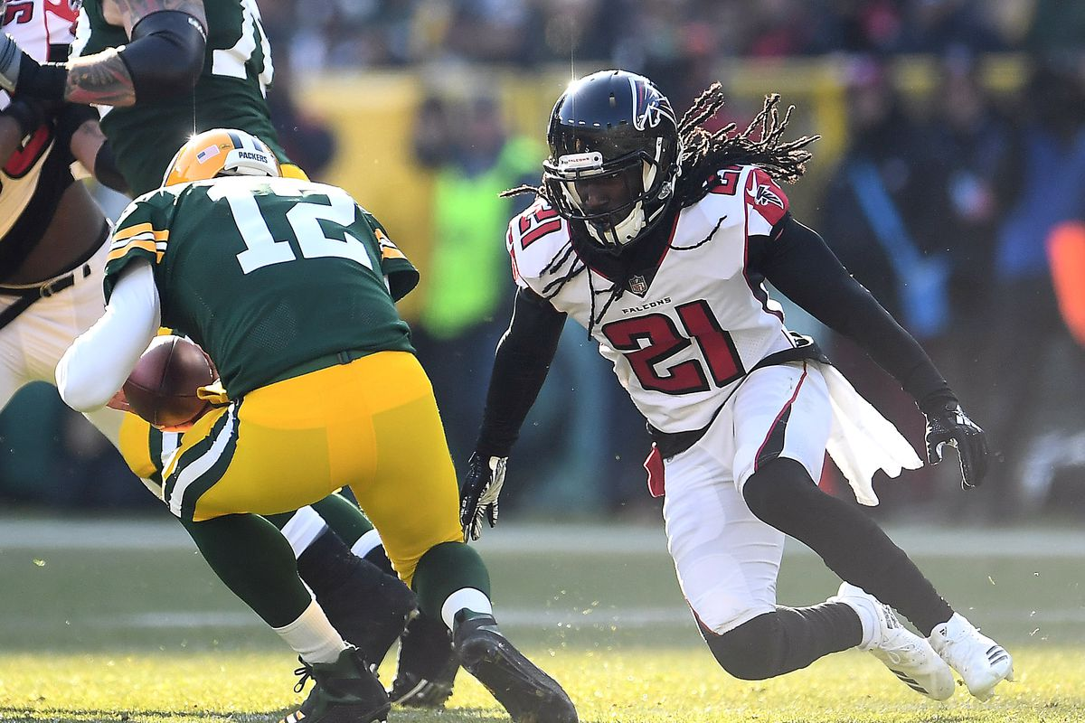Falcons 20 Packers 34 Final Score The Lambeaurrassment The Falcoholic