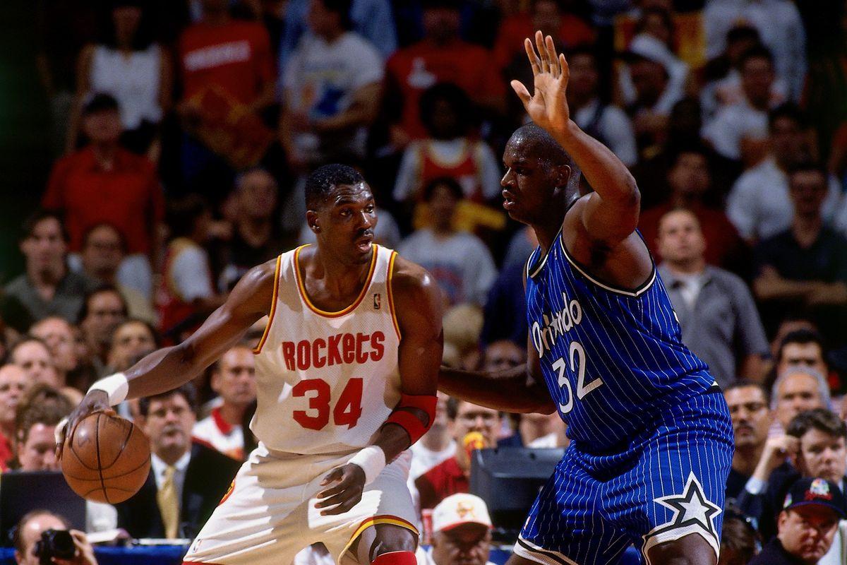 1995 NBA Finals Game 4: Orlando Magic vs. Houston Rockets