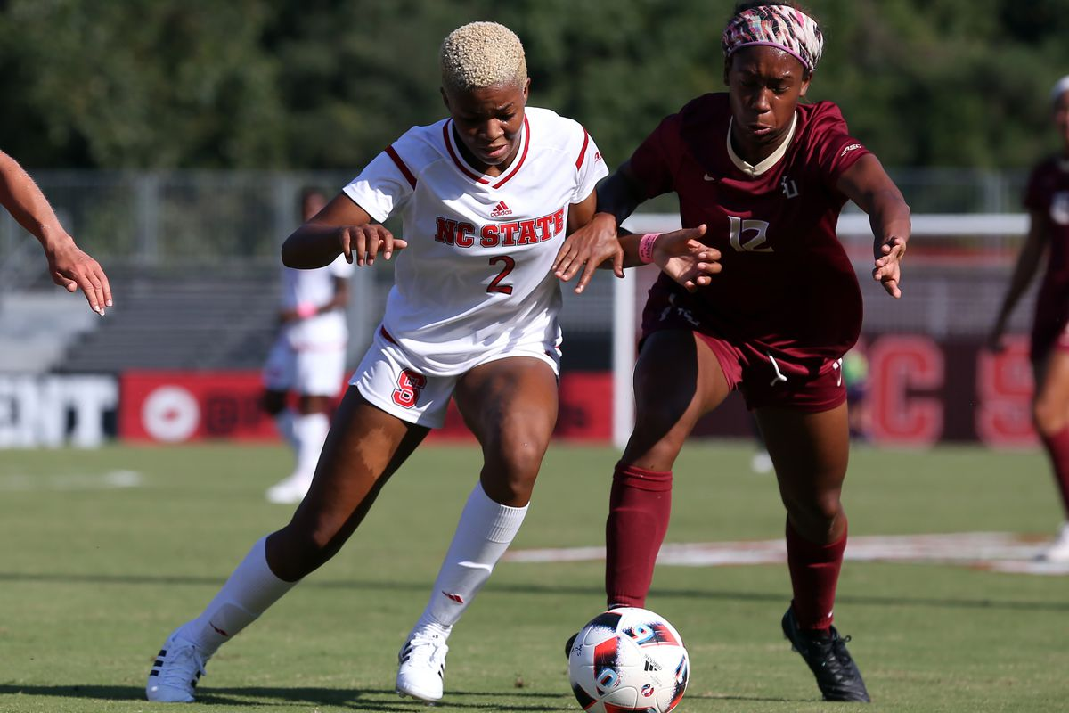 NCAA SOCCER: OCT 15 Women's - Florida State at NC State