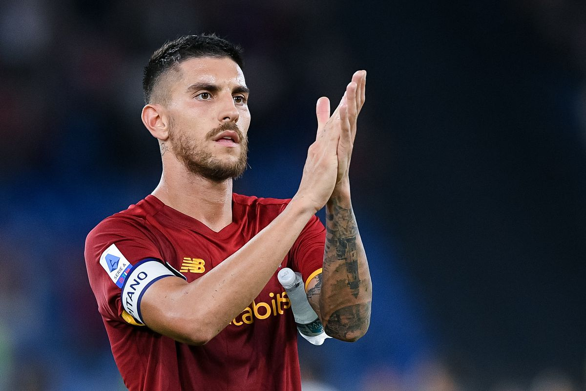 AS Roma v Empoli Calcio - Serie A