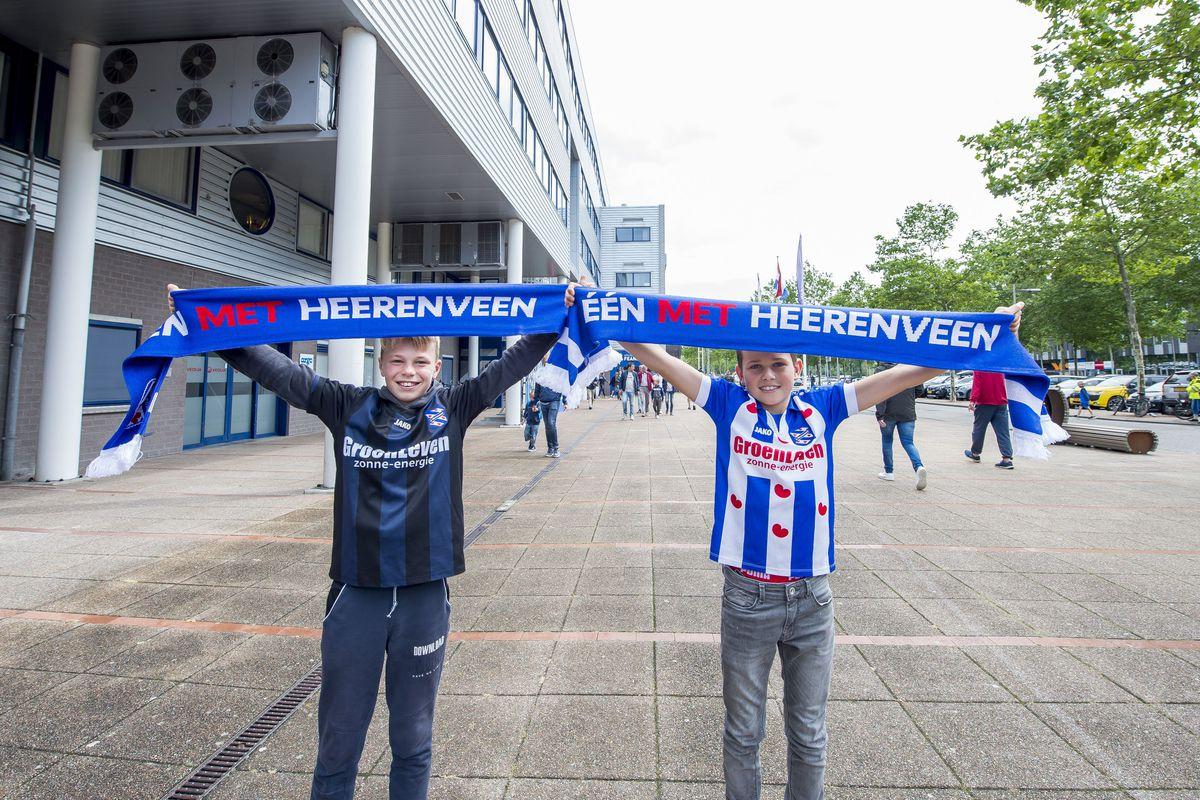 "Pre-Season Friendly""SC Heerenveen v FC St. Pauli (GER)"""