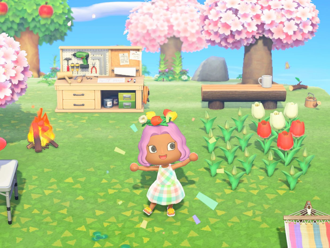 A Guide To Animal Crossing New Horizons Etiquette Or How Not To Be A Total Tool The Verge