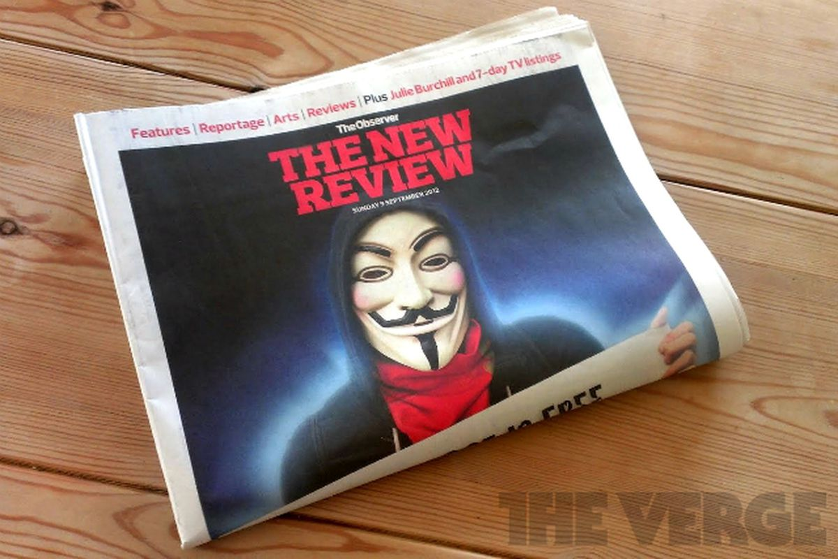 Observer Anonymous feature