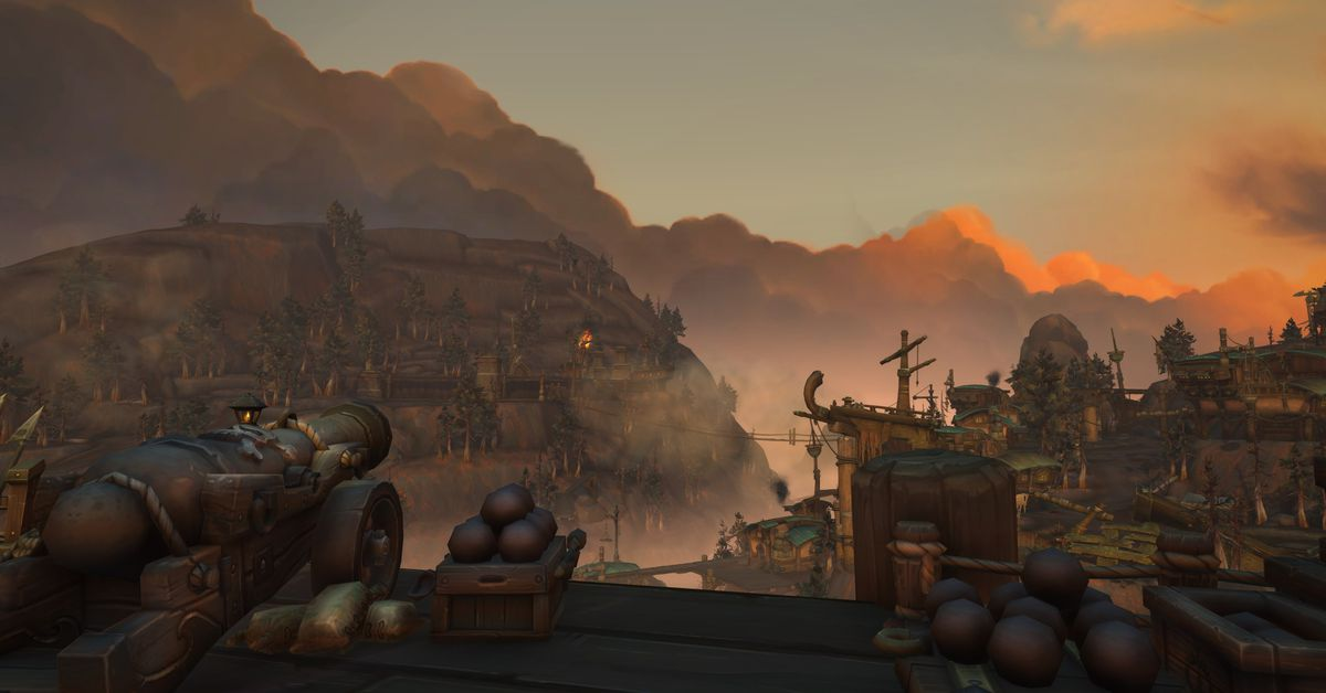 We've Played World Of Warcraft: Battle For Azeroth's First