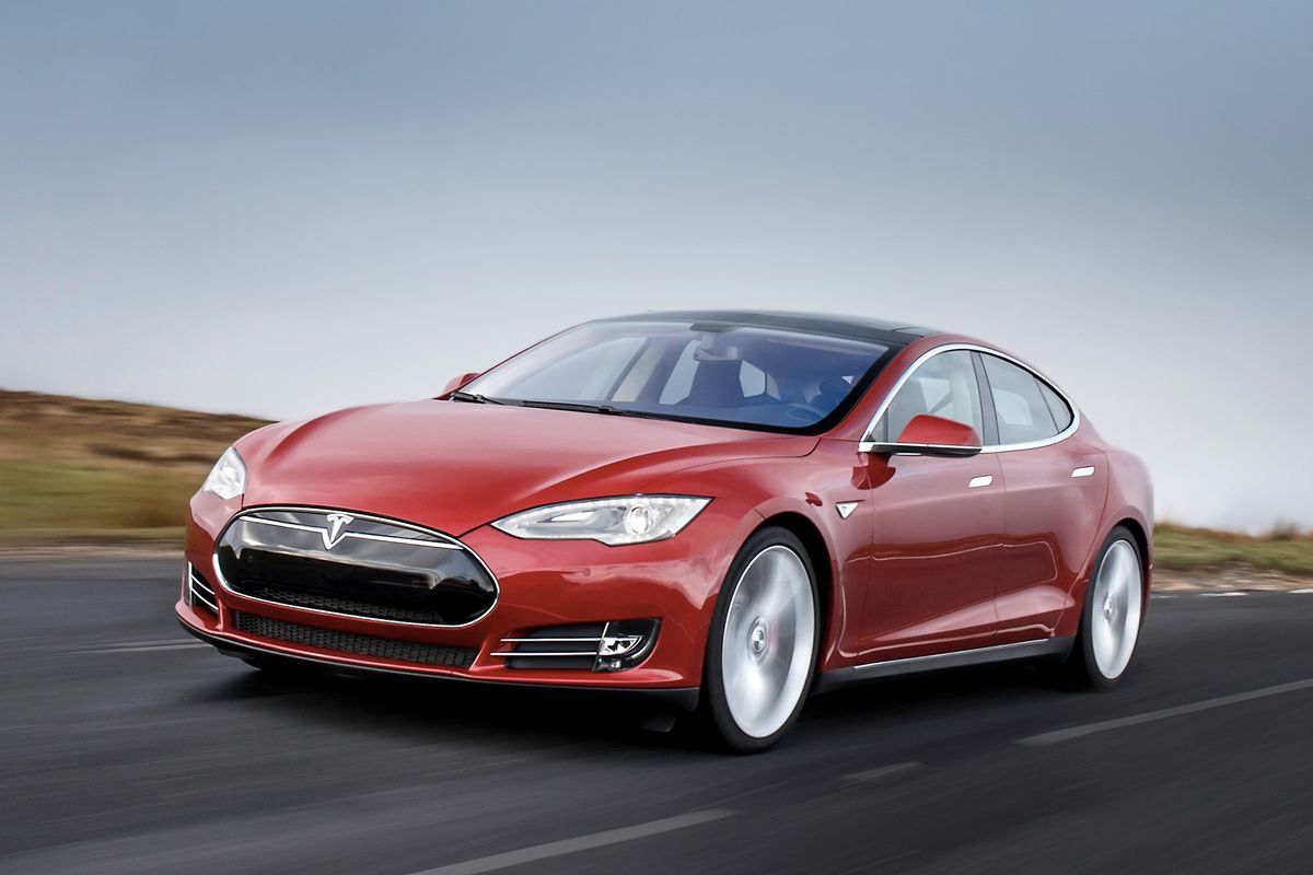 What Happens When The Tesla Model S Starts To Look Old The Verge