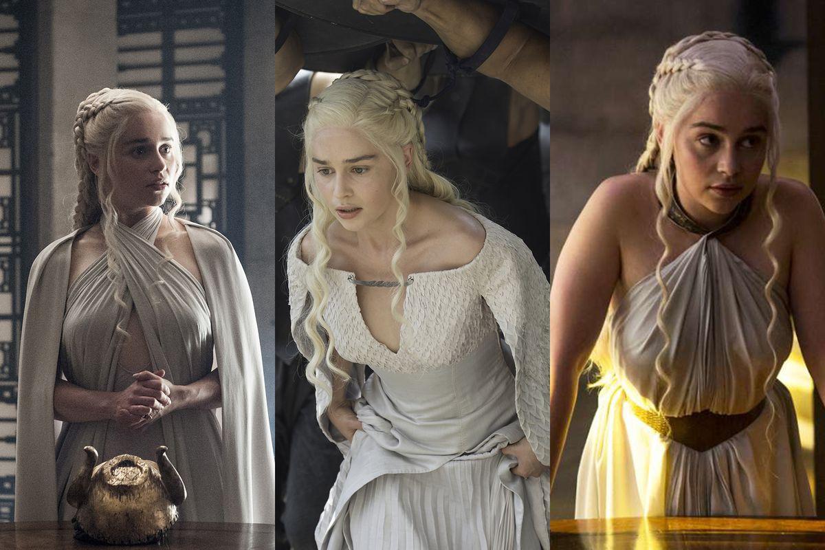 The evolution of Game of Thrones' Daenerys Targaryen