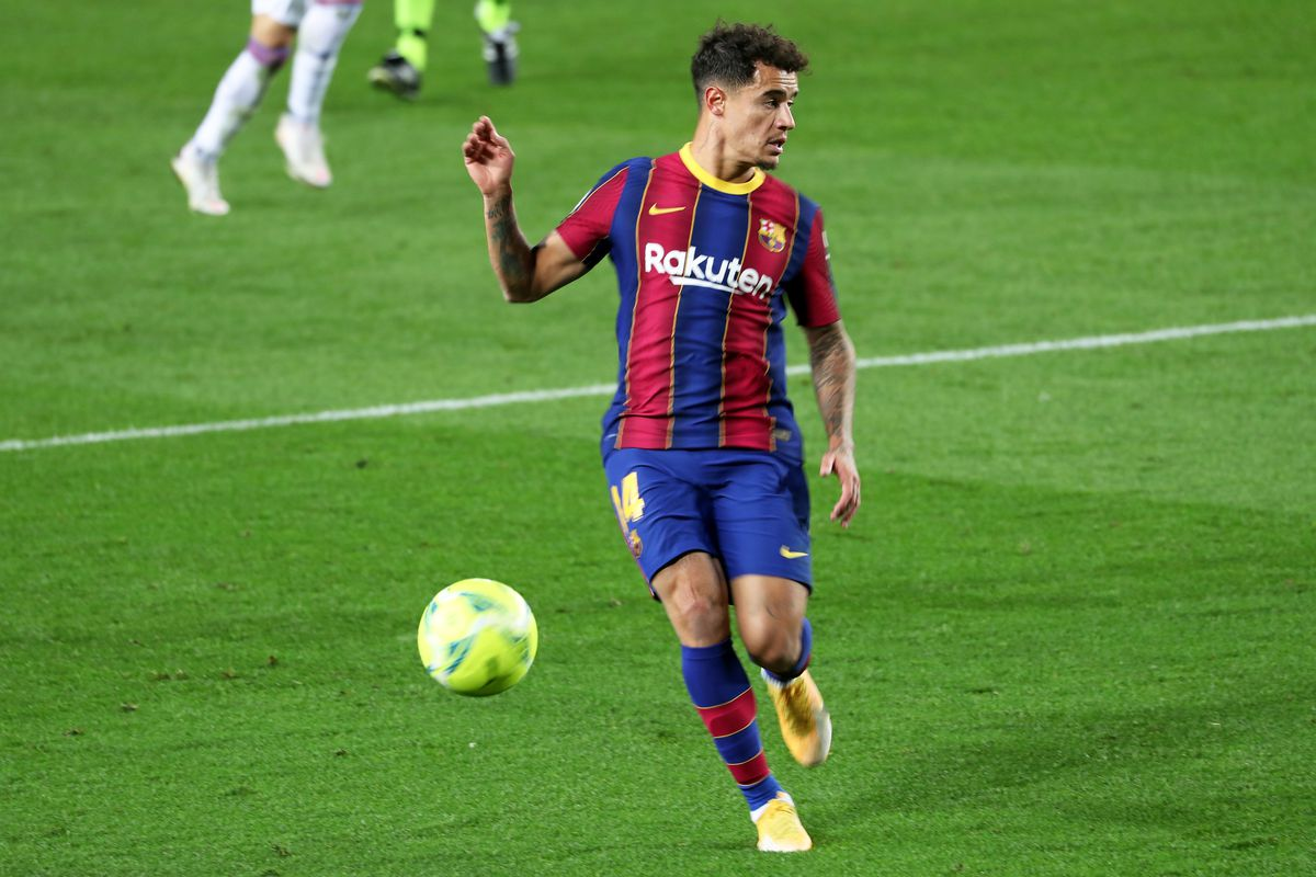 FC Barcelona v SD Eibar - La Liga Santander