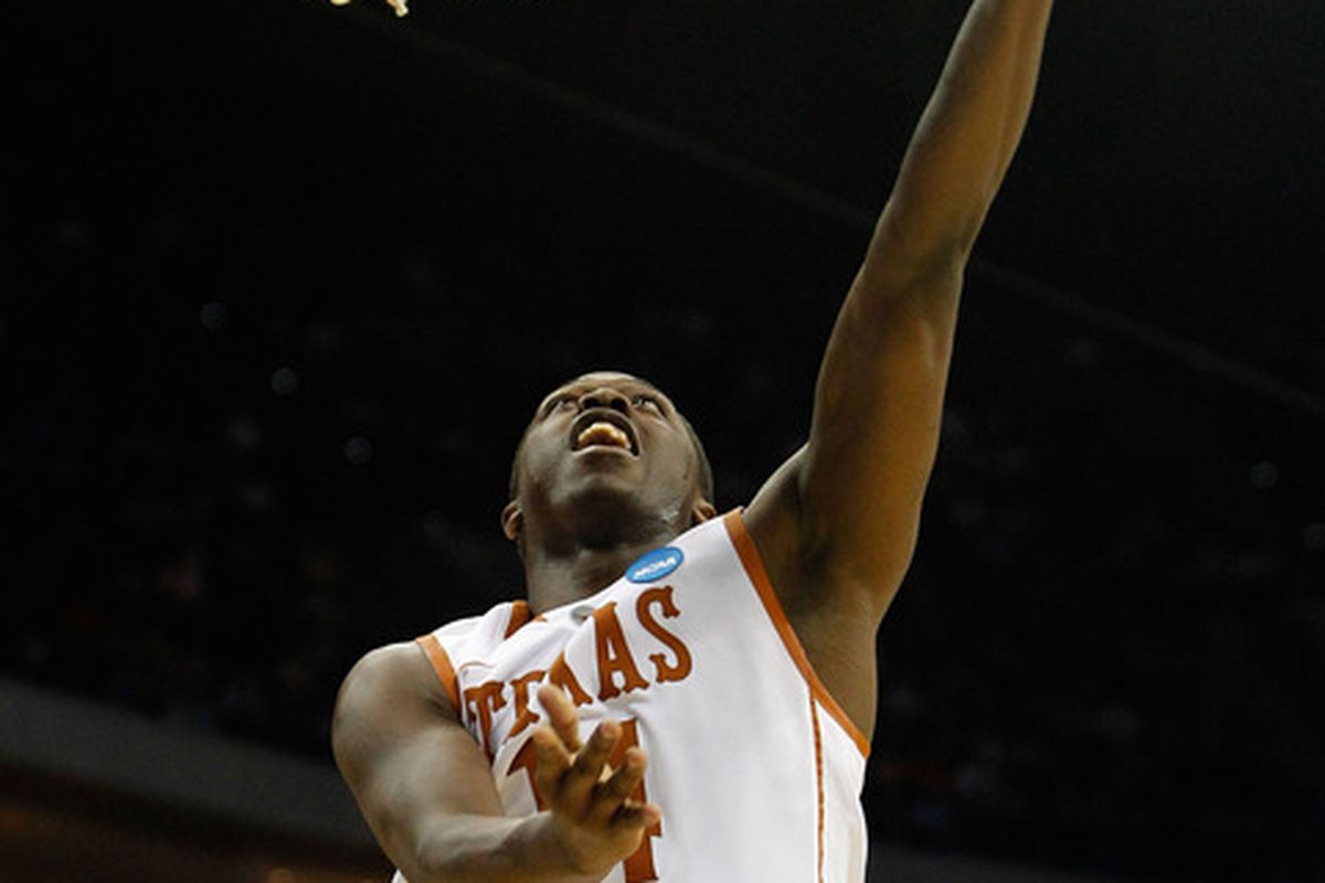 Texas lost a lot from last year. Is J'Covan Brown ready to take the reigns of Texas' scoring load?