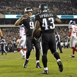 Foles and Sproles
