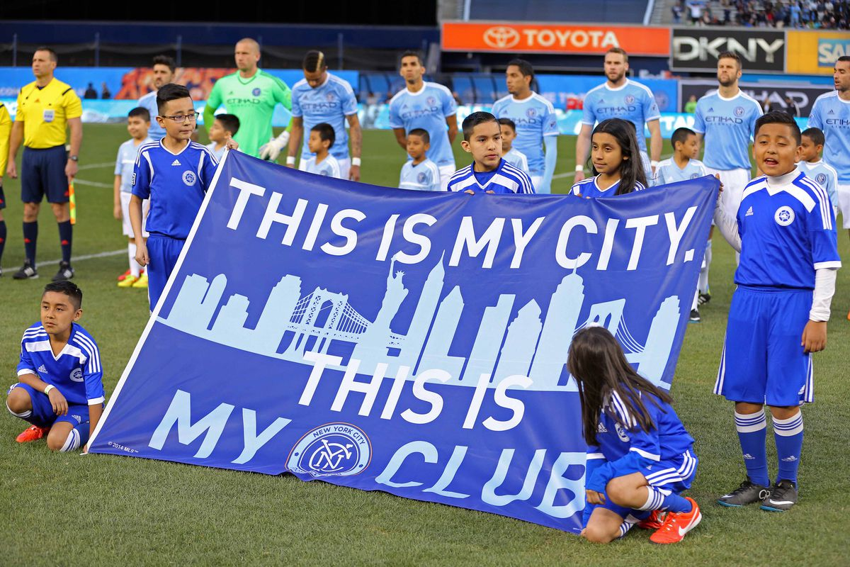 NYCFC is New York, and New York is NYCFC