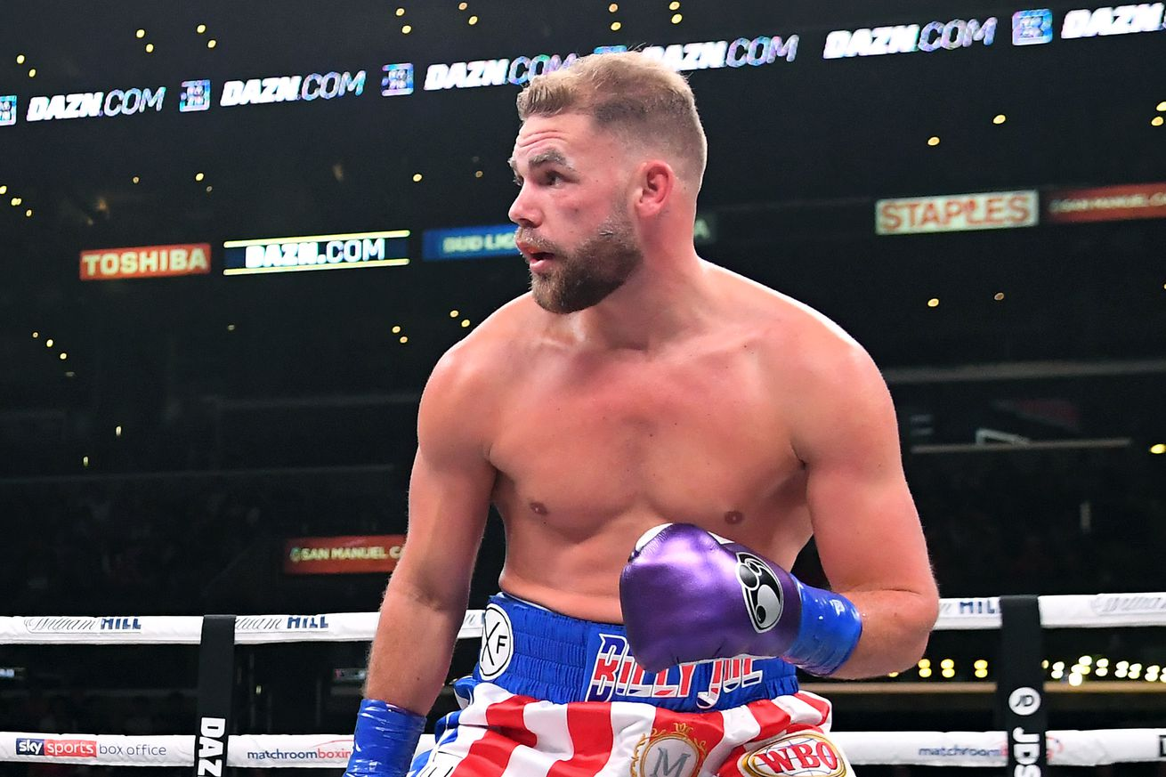 1187055256.jpg.0 - Saunders fined, cleared to box after suspension